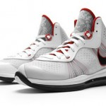Release Reminder: Nike Air Max LeBron 8 V2. V1 Comparison.