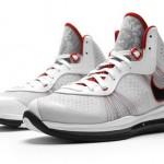 Release Reminder: Nike Air Max LeBron 8 V2. V1 Comparison.