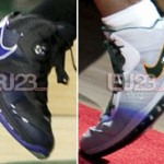 Nike LeBron 8 V2 WNBA PEs: Diana Taurasi & Swin Cash