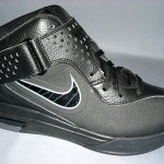 Nike LeBron Soldier V – Triple Black – Upcoming Colorway
