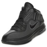 "Nike Air Max Soldier V (5) ""Triple Black"" Available at Finishline"
