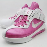 "Nike Air Max Soldier V Pinkfire/White ""Kay Yow"" Available"