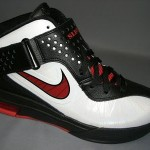 Nike Max Soldier V – White/Sport Red/Black – Upcoming Colorway