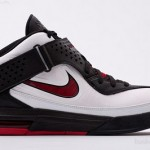 "Nike Air Max Soldier V ""Black/White/Red"" – Detailed Gallery"