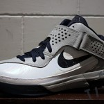Actual Photos of Nike Air Max Soldier V (5) White & Navy