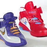 Nike Soldier 5 WNBA Angel McCoughtry & Tina Thomson PEs
