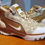 "Scrapped Retro Nike Air Zoom Generation ""Camo"" Edition"