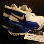 Leaked: Nike Air Zoom Generation Prototype – White & Royal Blue