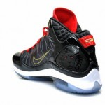 Nike LeBron 7 P.S. w/Zoom Air – Actual Photos – Black/White/Red