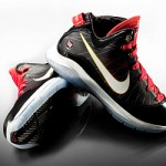 Releasing Now: Nike LeBron VII P.S. Black/White-Sport Red