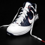 Nike LeBron VII (7) P.S. 407639-100 White/Midnight Navy-Red