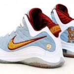 Unreleased Nike LeBron VII P.S. NFW MVP PE – Detailed Look