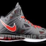 First Look at Nike LeBron 8 P.S. Black / Varsity Red / White
