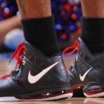 Detailed Look at James' Nike LeBron 8 PS Game 3 Player Exclusive