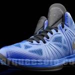 New Nike LeBron 8 P.S. (Post Season) Royal & Black