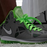 Nike LeBron 8 P.S. Dunkman Sample with Matte Finish