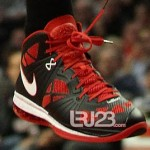 "Nike LeBron 8 P.S. Game 5 ""Welcome to NBA Finals"" Miami Heat PE"