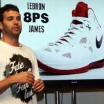 Join Nike LeBron 8 PS Designer Jason Petrie Live on Facebook