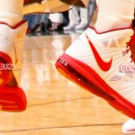 """Detailed Look at Nike LeBron 8 P.S. """"ECF Game 3"""" Special Make Up"""