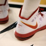 Nike LeBron 8 P.S. Miami Heat Home Player Exclusive Close Ups