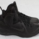 "Upcoming Nike LeBron 9 ""Triple Black"" – New Photos"