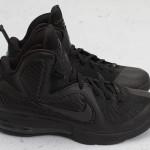 "Upcoming Nike LeBron 9 ""Triple Black"" – New Photos"