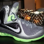 "Possible Nike LeBron 9 ""Dunkman"" Colorway Slated for 2012"
