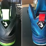 "New Pics: LEBRON 9 ""Dunkman"" and Ken Griffey Jr. ""Swingman"""