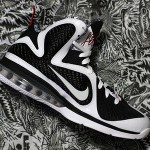 "Nike LeBron 9 ""Freegums"" Shot in Natural Surroundings"