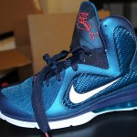 "Possible Nike LeBron 9 2012 NBA All-Star Game ""Dunkman"""