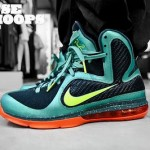 """Releasing Now: Limited Edition Nike LeBron 9 """"Cannon"""" / """"Pre-Heat"""""""