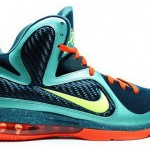 "Nike LeBron 9 ""Pre-Heat"" Early Miami Release Info"