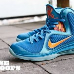 "Nike LeBron 9 ""China"" Coming to Europe on December 1st"