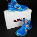 "Nike LeBron 9 ""China"" in Regular Packaging available on eBay"
