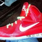 First Look: Upcoming Nike LeBron 9 Christmas Exclusive