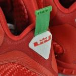"Detailed Look at Nike LeBron 9 ""Christmas"""