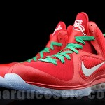 "Nike LeBron 9 ""Christmas"" Exclusive – New Photos"