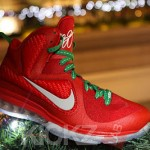 "Nike LeBron 9 ""Christmas"" Official Release Date (12/25)"
