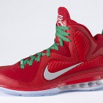 Nike Basketball Introduces Christmas Colors for LeBron James