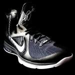 """Upcoming Nike LeBron 9 """"Cool Grey/White-Metallic Silver"""""""