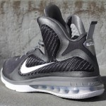 "Nike LeBron 9 ""Cool Grey"" Arriving at Retailers"