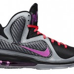 "Upcoming Nike LeBron 9 ""Miami Nights"" Catalog Images"