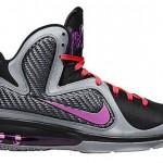 "Upcoming Nike LeBron 9 ""Miami Nights"" Catalog Images"