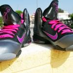 "Actual Photos of Nike LeBron 9 ""Miami Nights"""