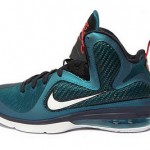 """Detailed Look at the Upcoming Nike LeBron 9 """"Griffey""""… Finally!"""
