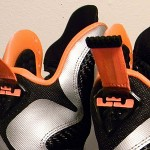 "New Pics: Upcoming Nike LeBron 9 ""Mango"" Slated for March 2nd"