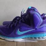"First Look: Nike LeBron 9 ""Summit Lake Hornets"""