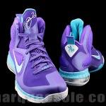 "Second Look: Nike LeBron 9 ""Summit Lake Hornets"""