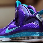 "Another Look at Upcoming Nike LeBron 9 ""Summit Lake Hornets"""