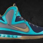 Nike LeBron 9 iD Available at nikeid.com Regular & Limited